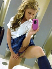 Young pussy self-shot pictures, teen..
